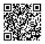 ▲ファンサイトHPはQRコードから