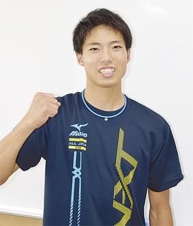 活躍が期待される石川選手