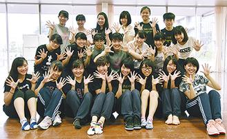 学校演劇交流フェスティバルに出場する日大藤沢高校演劇部