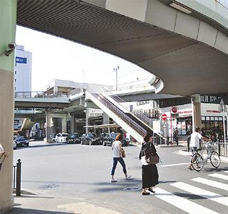 設置を予定している藤沢駅南口
