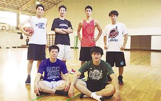厚木東高校で活躍する6選手
