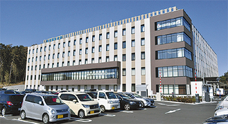 病床230床の新病院