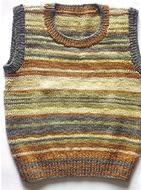 植物染めの編み物展