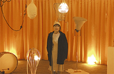 毛利悠子さんの作品展