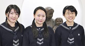 (左から)坂爪さん、中瀬さん、池内さん