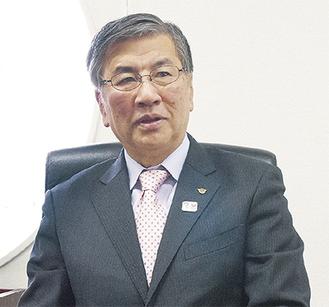 2018年を語る鈴木恒夫市長