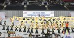 全国大会での湘南台高校の演技