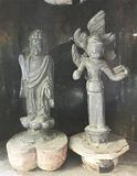 立山信仰の仏像を発見