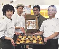 全国で愛される手作りパン