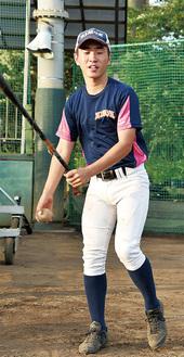 神庭悠太(3年)/夏の大会へ選手からサポート役に徹して、チームの勝利を願う