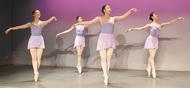 英国バレエ試験に合格