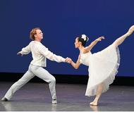 バレエと英語が学べる