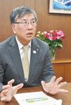 「藤沢駅周辺整備完了で様々な波及効果が期待できる」と鈴木市長