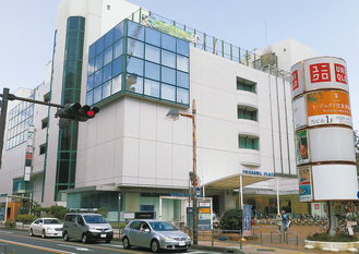 2006年まで東急ハンズが営業していた「FUJISAWA PLAZA」