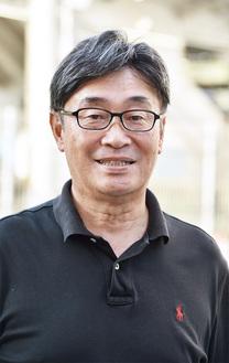 育成功労賞を受賞した上田さん