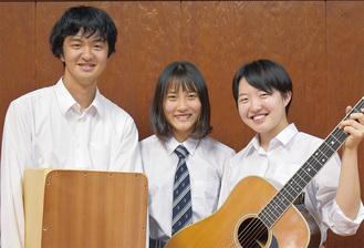 左から藤井さん、スィーヤウォンさん、須藤さん