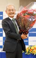 吉野氏にノーベル化学賞