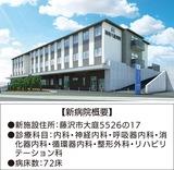 来年7月「村田会湘南大庭病院」がオープン