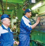 誠意が光る「機械産業の米」
