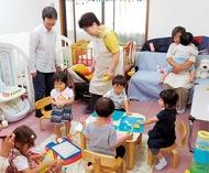 福祉クラブ生協が子育てサポート