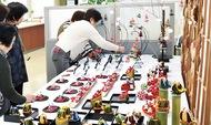 古布細工の展示会