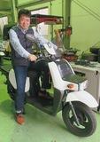 EV商用バイク 全国販売へ