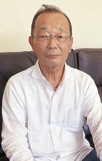 さいとう・みつひさ/2014年市商連理事長に就任。商連かながわ副会長、鵠沼海岸商店街理事長も務める。71歳。