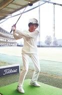 90歳 今もゴルフ生きがい