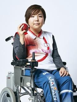 ボッチャ日本代表の木村さん