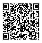 同フェスWEBサイトの二次元バーコード