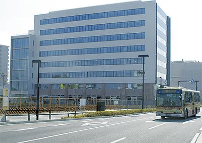 辻堂駅北口に オザワ・タカギビル