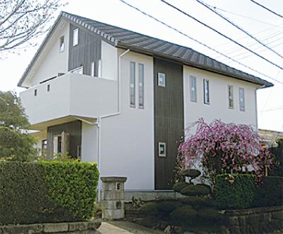 地震に強く涼しい家