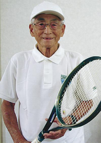 勝ち続ける85歳