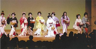チャリティー舞踊発表会