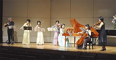 地域の音 奏で半世紀