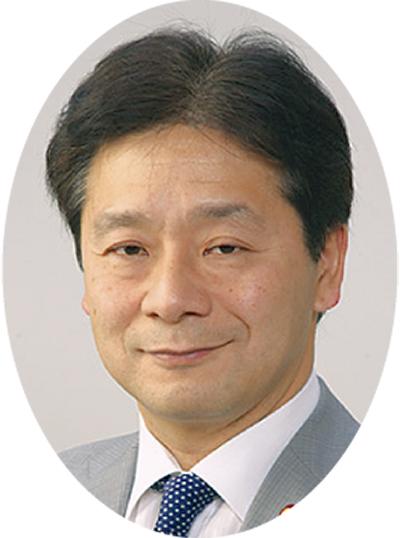 中塚氏 金融担当大臣に