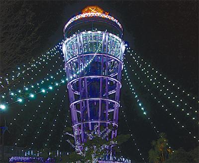江の島彩る光の祭典