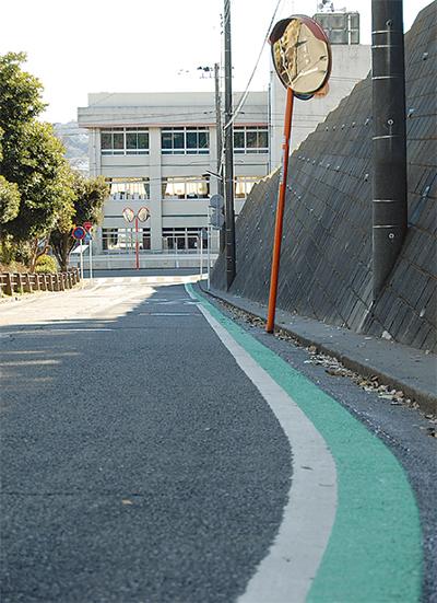 「子どもを守れ」通学路整備