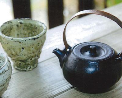 熊本・天草の陶芸作品展