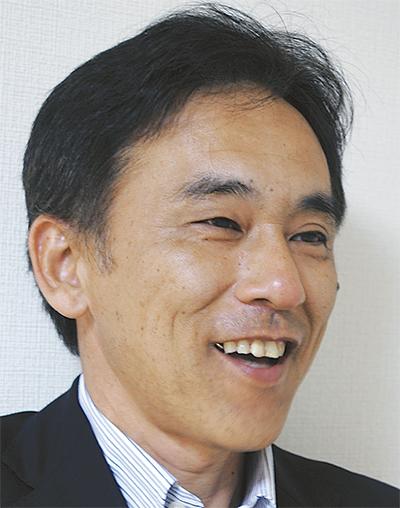 石垣 博さん