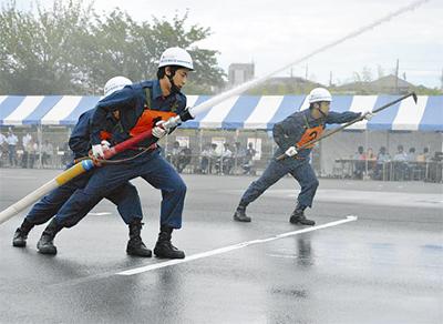 競え 消防の技
