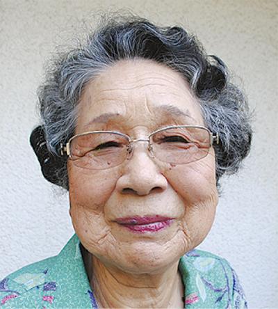 藤沢ライオネスクラブ会長 吉田 豊子
