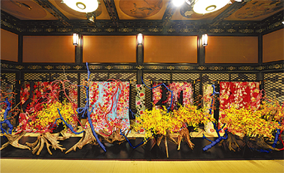 假屋崎さん作品展 30日から円覚寺で | 藤沢 | タウンニュース
