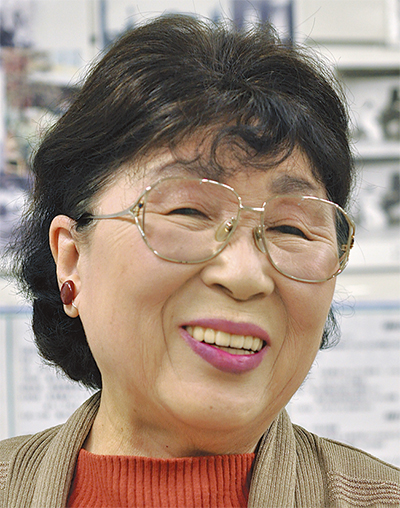 中島 知子さん