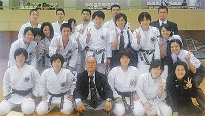 拳勝館勢が県で上位入賞