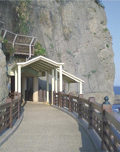 第2岩屋を無料開放