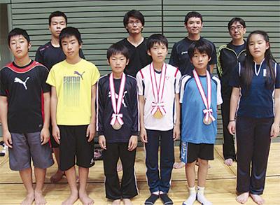 藤青クラブ 4選手が入賞