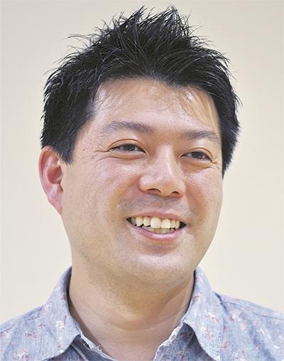 菅原 健介さん