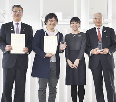 「江の島ロケ」2年連続受賞