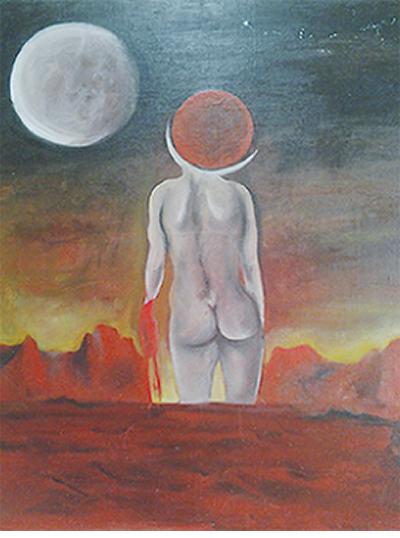 独創性溢れる絵画展